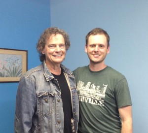 w/ BJ Thomas after the show in MO